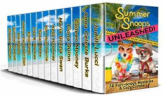 Summer Snoops Unleashed: 14 Furr-ocious Mysteries and Cozy Crimes
