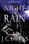 Night of Rain (The Anrodnes Chronicles #2)