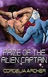 Prize of the Alien Captain (Space Elf Empire #1)