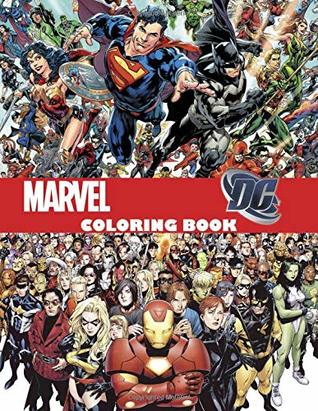 Marvel Dc Coloring Book: Marvel Coloring Pages | Dc Coloring ...