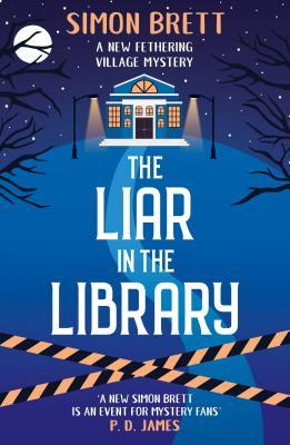 The Liar in the Library by Simon Brett