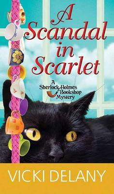 Image result for a scandal in scarlet