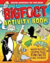 Bigfoot Activity Book: Puzzles, Coloring Pages, Fun Facts! Over 100 Stickers!