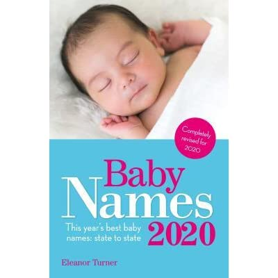 Best Baby Books 2020 Baby Names 2020: This Year's Best Baby Names: State to State by
