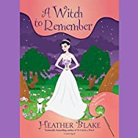 A Witch to Remember: Library Edition (Wishcraft Mysteries)