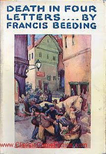 Death in Four Letters by Francis Beeding