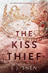 Book cover for The Kiss Thief