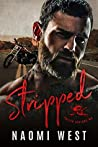 Stripped: A Motorcycle Club Romance (Fallen Saviors MC)
