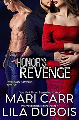 Honor's Revenge (Masters' Admiralty Book 4)