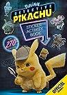 Detective Pikachu Sticker Activity Book: Official Pokemon