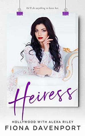 Heiress by Fiona Davenport