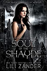 Soul Of The Shayde (Vampires' Blood Mate, #3)