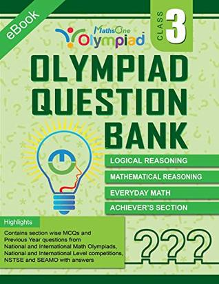 Olympiad Question Bank for class 3: Logical Reasoning, Mathematical