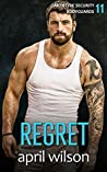 Regret (McIntyre Security Bodyguard #9)