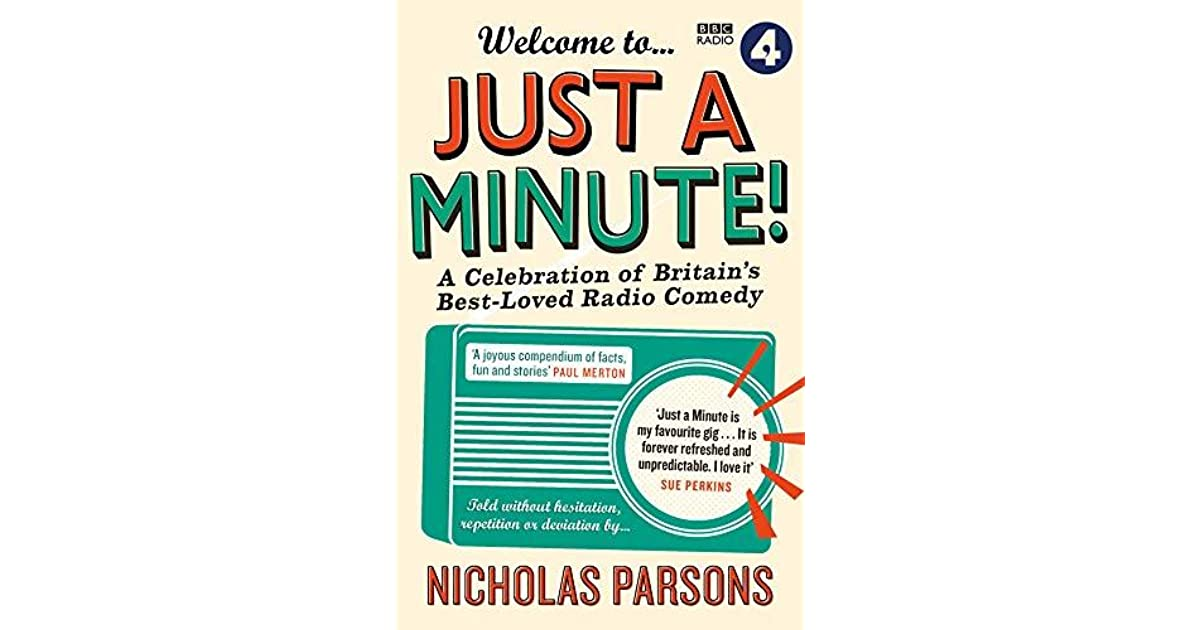 Welcome to Just a Minute!: A Celebration of Britain's Best-Loved