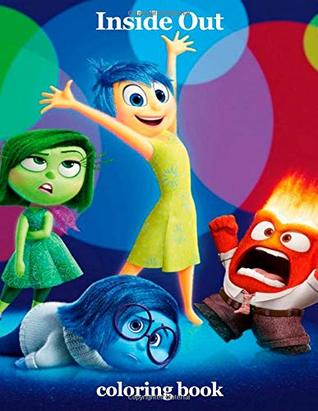 Disney Inside Out Coloring Pages & Activity Sheets For Family ... | 411x318