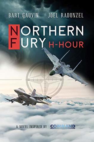 H-Hour (Northern Fury, #1)
