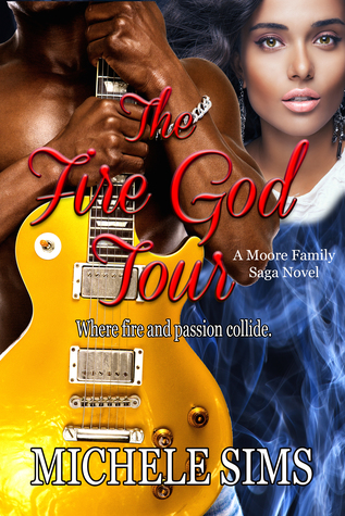 The Fire God Tour by Michele Sims