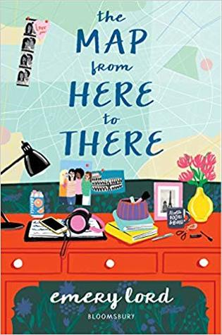 The Map from Here to There (The Start of Me and You, #2)