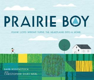 Prairie Boy by Barb Rosenstock