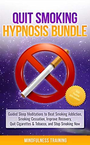 Quit Smoking Hypnosis Bundle with Positive Affirmations