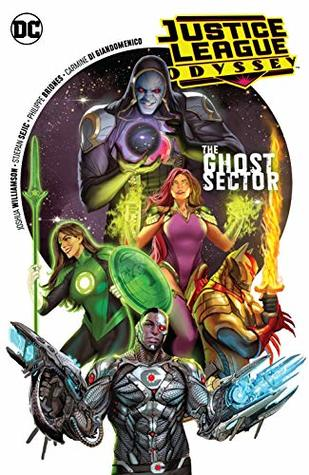 Justice League Odyssey, Vol. 1: The Ghost Sector