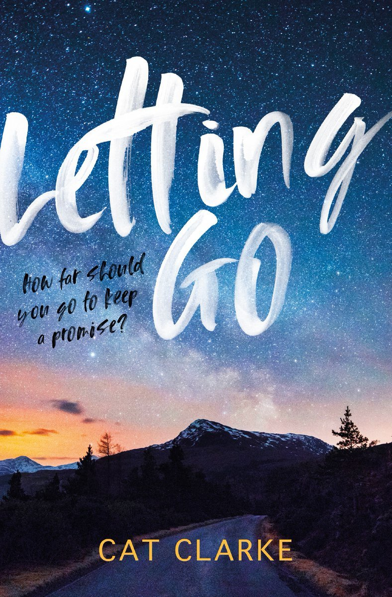 Letting Go - Cat Clarke