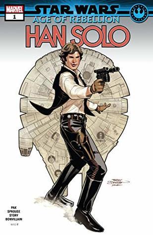 Star Wars: Age of Rebellion - Han Solo