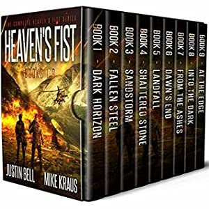 Heaven's Fist Box Set (Heaven's Fist, #1-9)