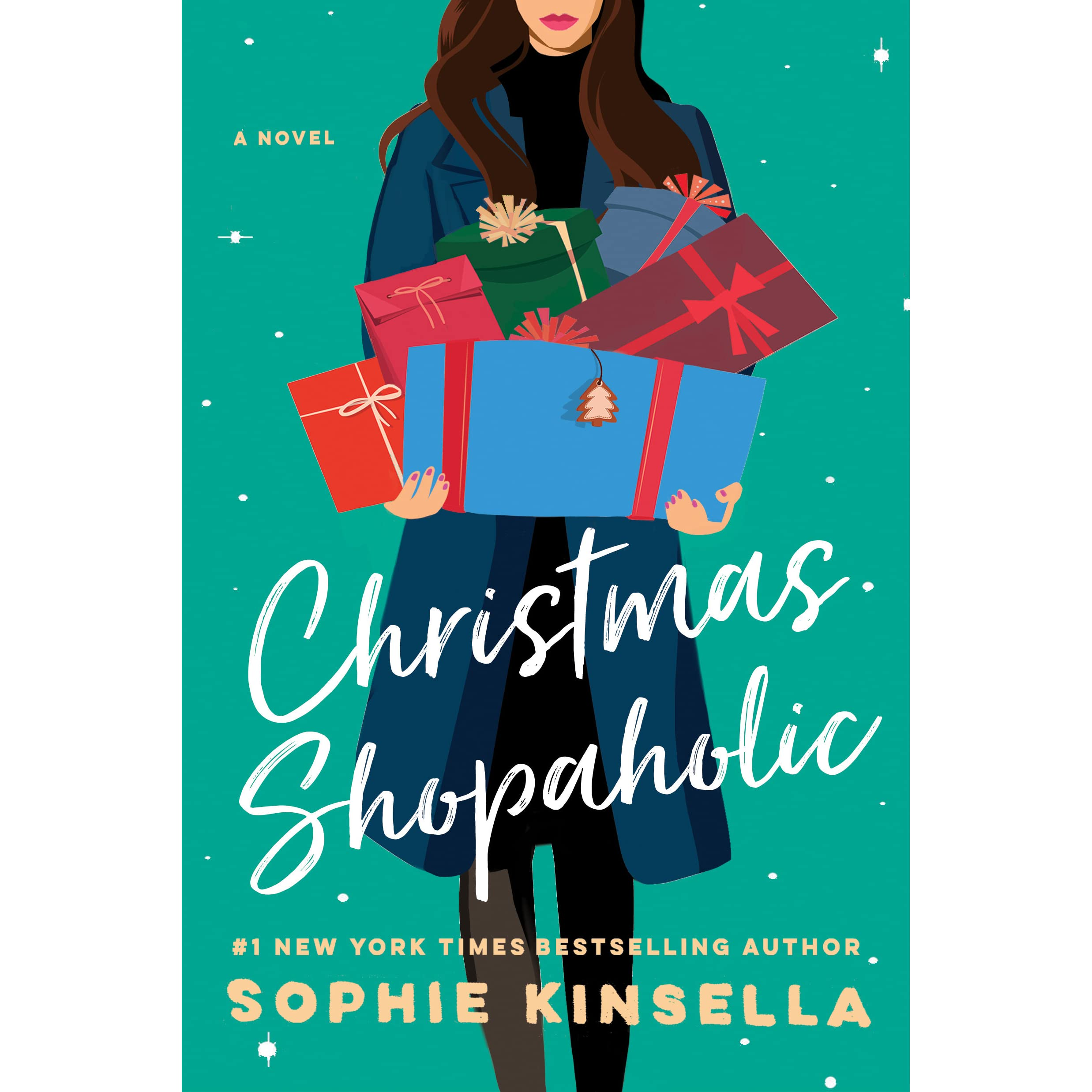 Almost Christmas Means It Wasnt Christmas.Christmas Shopaholic By Sophie Kinsella