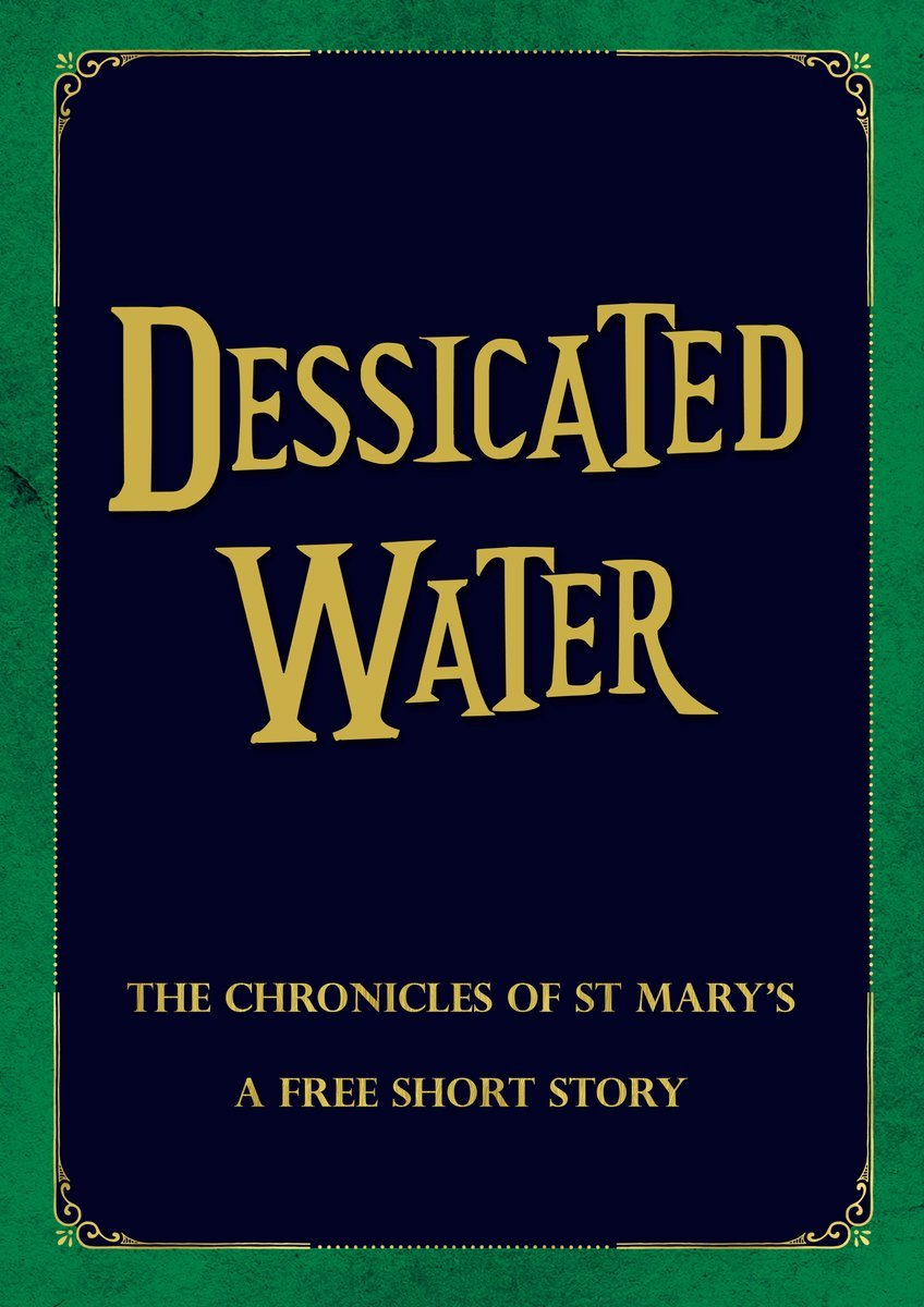 Desiccated Water
