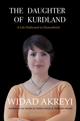 The Daughter Of Kurdland by Widad Akreyi