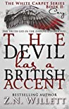 The Devil has a British Accent: Cary (White Carpet, #2)
