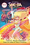 Legend of the Fire Princess by Gigi D.G.