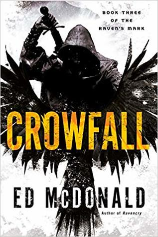 Crowfall (Raven's Mark, #3)