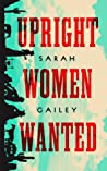 Book cover for Upright Women Wanted
