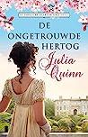 De Ongetrouwde Hertog by Julia Quinn