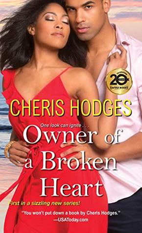 Owner of a Broken Heart (Richardson Sisters Book 1)