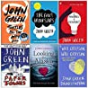 John Green Collection 6 Books Set (Turtles All the Way Down, The Fault in Our Stars, An Abundance of Katherines, Paper Towns, Looking For Alaska, Will Grayson Will Grayson)