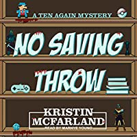 No Saving Throw (Ten Again Mystery #1)