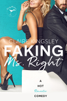 Faking Ms. Right (Dirty Martini Running Club, #1)