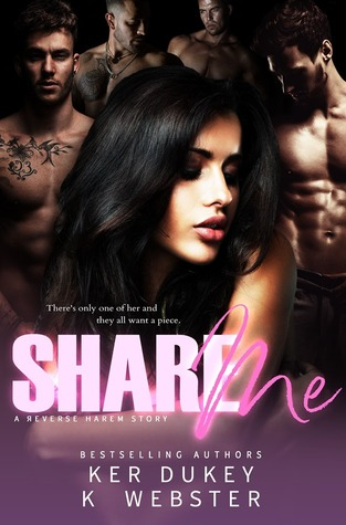 Share Me (KKinky Reads Collection)