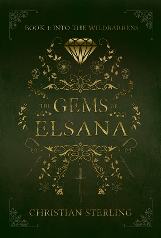 Into the Wildbarrens (The Gems of Elsana)