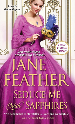 Seduce Me with Sapphires (The London Jewels Trilogy, #2)