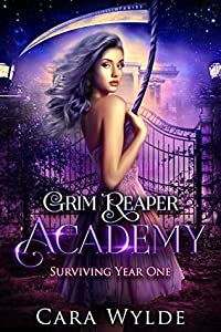 Surviving Year One (Grim Reaper Academy #1)