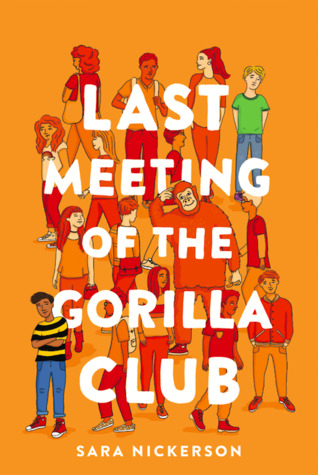 Image result for last meeting of the gorilla club by sara nickerson