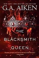 The Blacksmith Queen (The Scarred Earth Saga, #1)