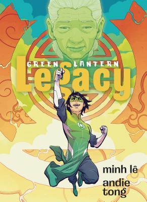 Green Lantern by Minh Lê
