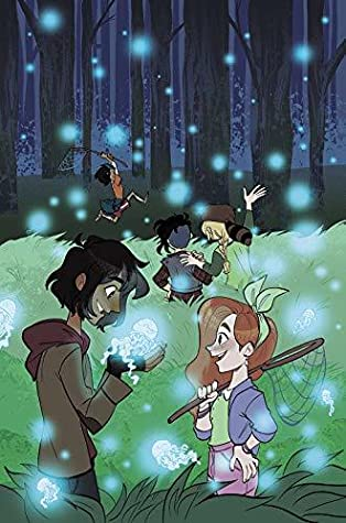 Lumberjanes: Somewhere That's Green #1