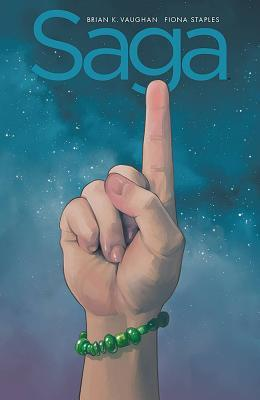 Saga by Brian K. Vaughan